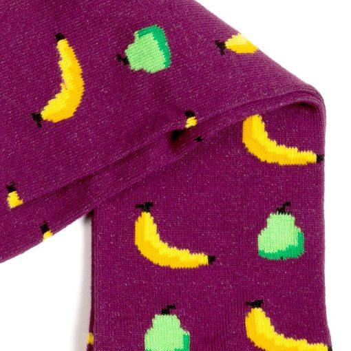 sosete barbati femei model fructe banane pere